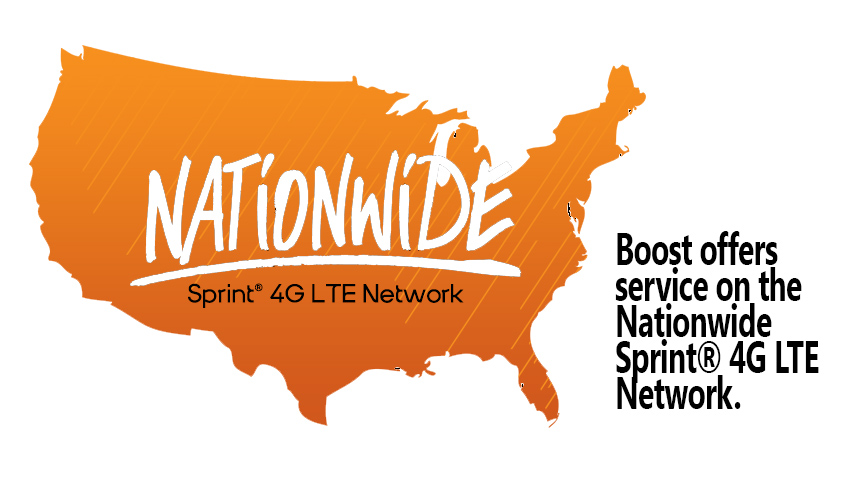We have you covered!  Nationwide Coverage
