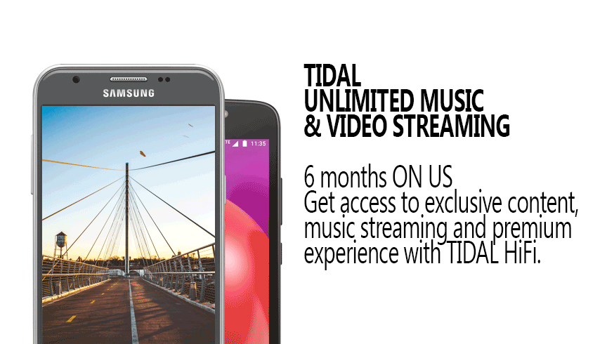 TIDAL – Unlimited Music & Video Streaming