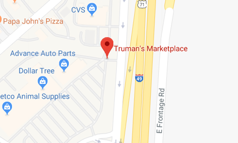 5500 Truman Marketplace Dr, Grandview, MO