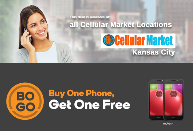 Buy One Phone, Get One Free * Cell Phones * Boost Mobile