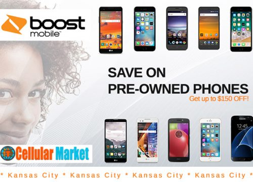 Get 50 Dollars on US!  *Boost Mobile Kansas City*